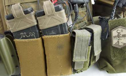 Snake Eater Tactical M4 Burro Magazine Pouch Review