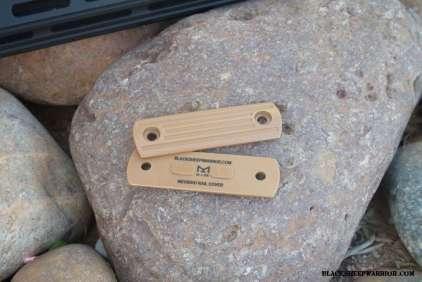 Megiddo M-LOK Rail Cover
