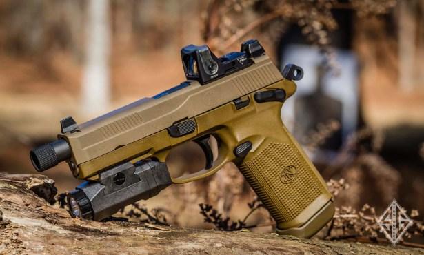 FN Pistol Image
