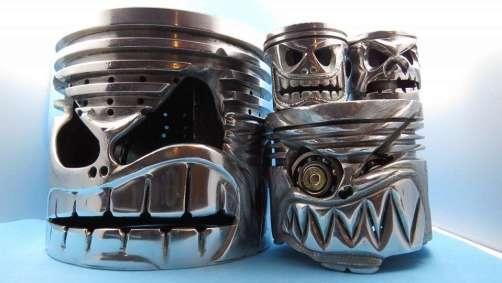 Piston head Army