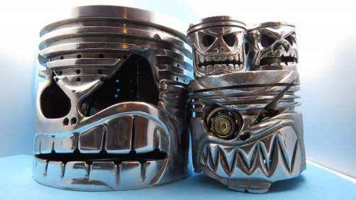 Piston head Army