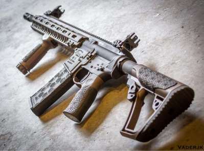 Vaderjk Photography Daniel Defense