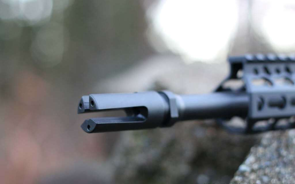 White Sound Defense FOSSA-556 Flash Hider Review