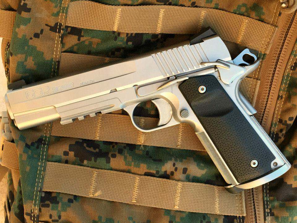 Magpul 1911 Grips