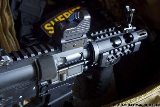 9mm SBR Spike Tactical