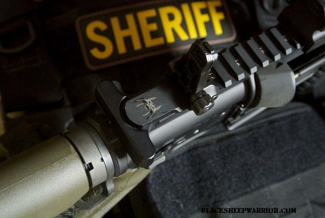 Spikes Tactical 9mm Upper Photo Credit: Blacksheepwarrior.com