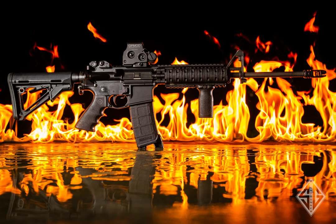 Stuntgunner Fire