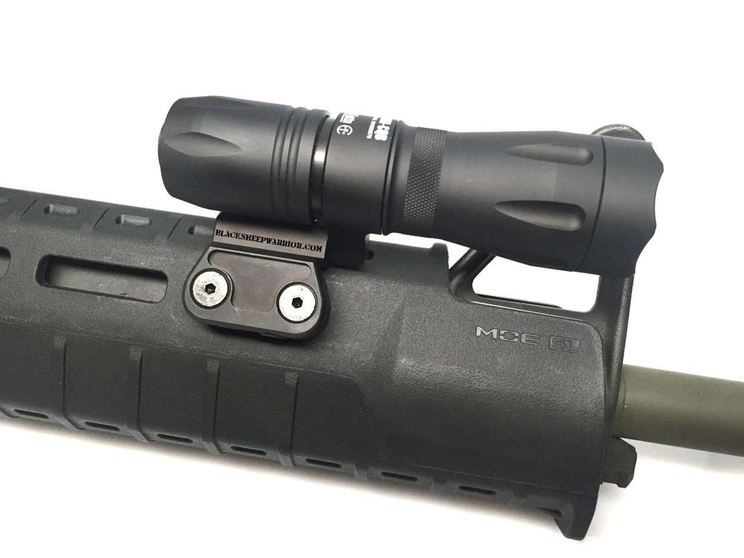 Elzetta Mini CQB Weapon Light Review