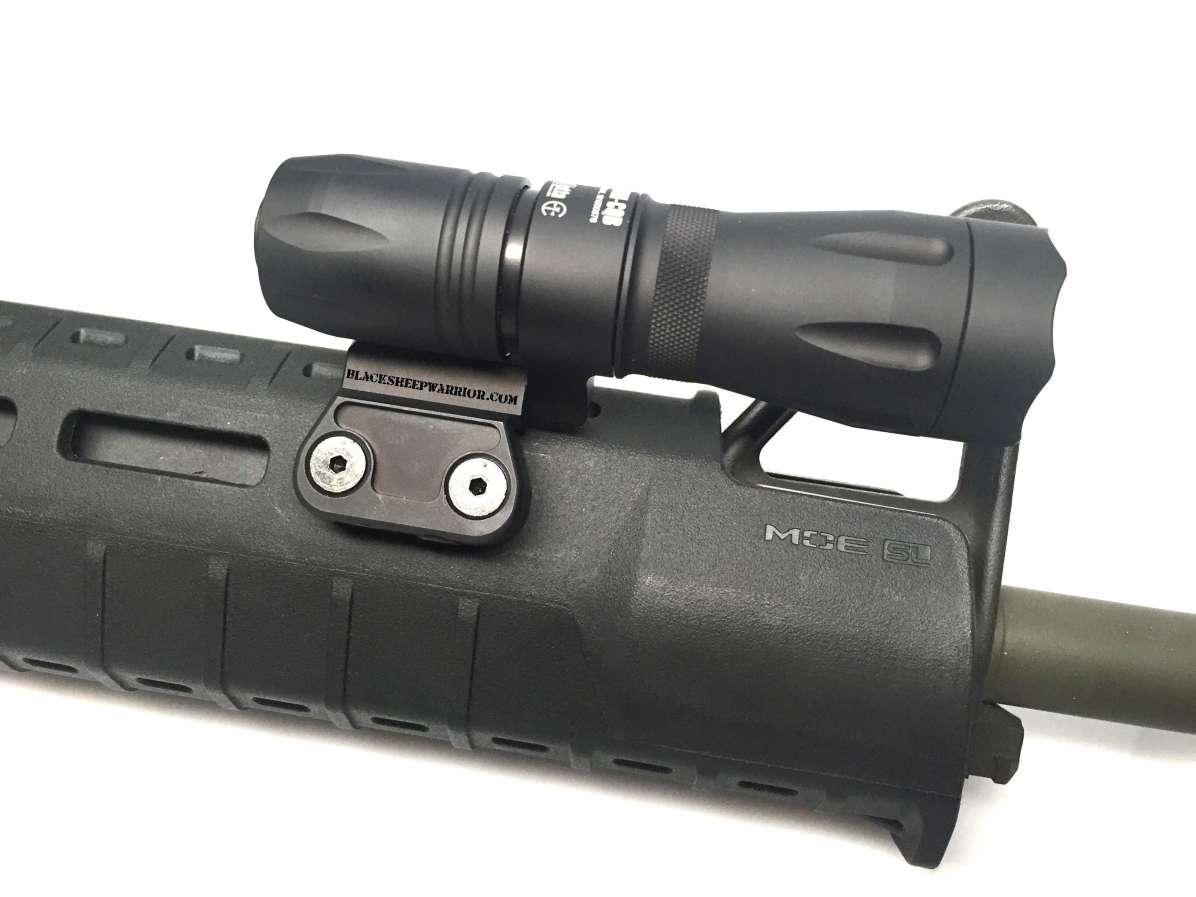 Elzetta Mini CQB Weapon Light Review