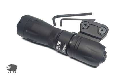 Elzetta Mini CQB Weapon Light