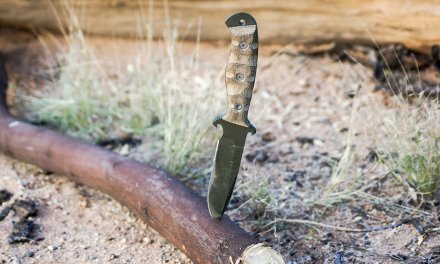 Dawson Knives Raider 5 Review