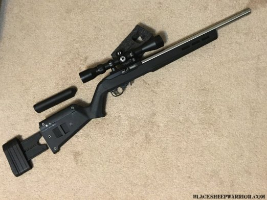 Magpul Hunter X22 Review 12