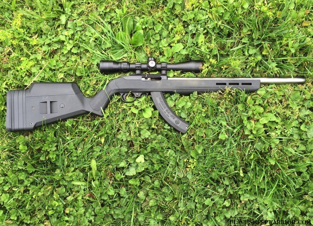 Magpul Hunter X22 Review
