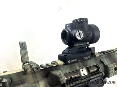 Trijicon MRO Mount