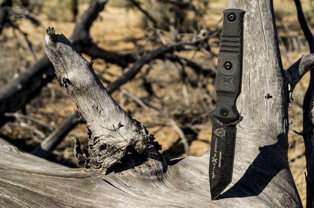 Battle Blades Wolfhawk