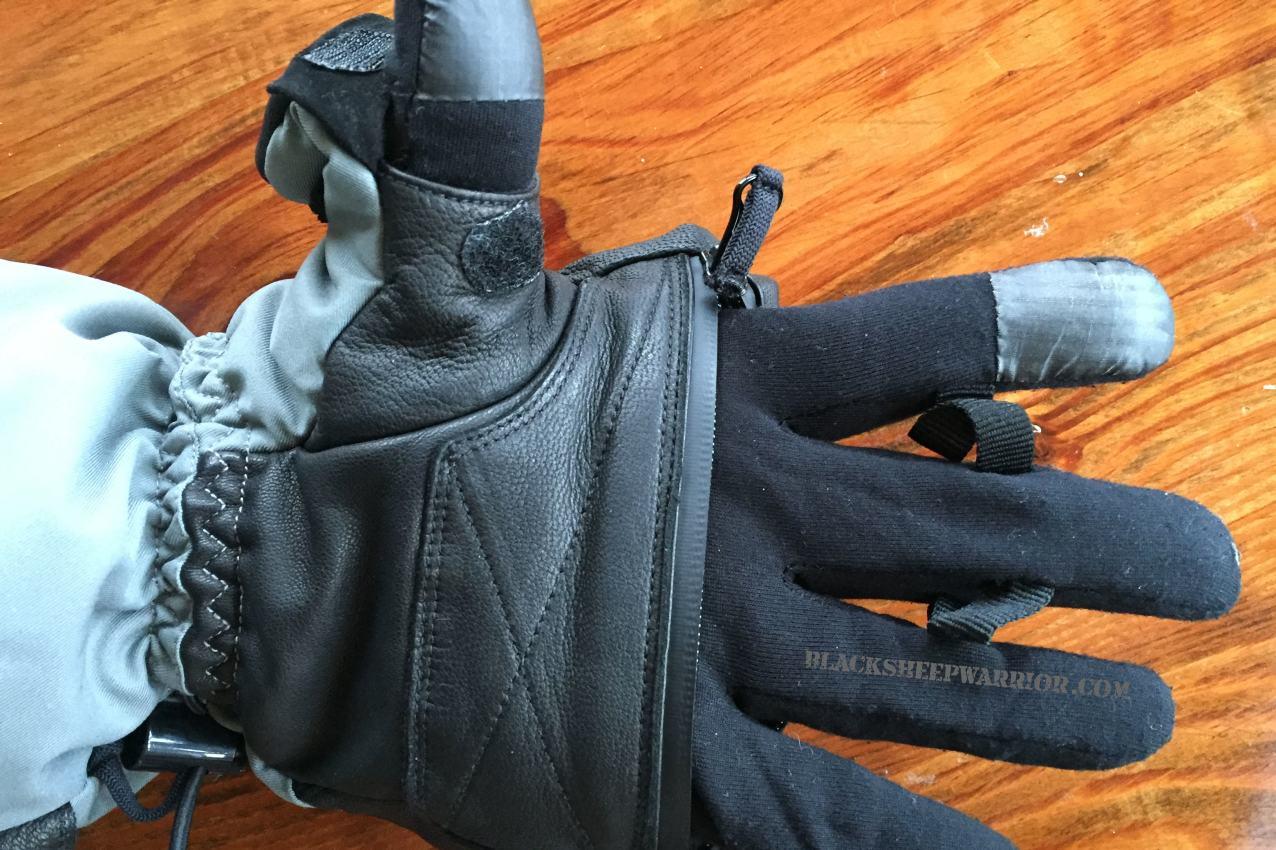 Heat 3 Smart Special Force Glove 3