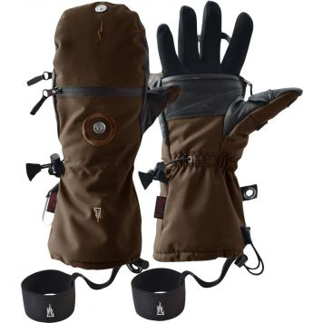 Heat 3 Special Force Glove brown