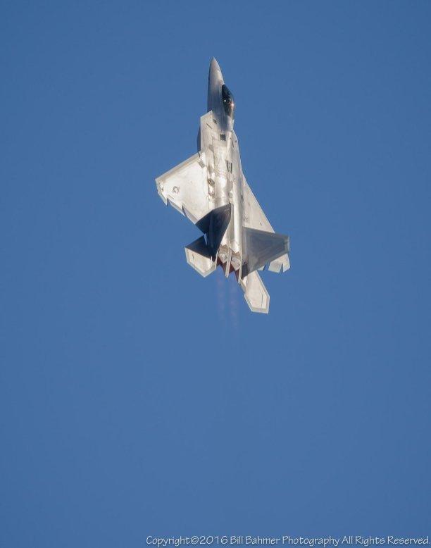 F-22 Climb