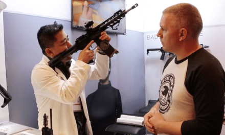 Chris Tran and Echo Foxtrot Shot Show 2016