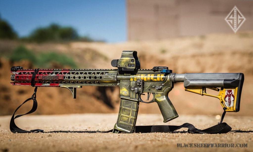 Stuntgunner Boba Fett Rifle