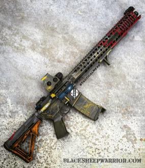 Republic Rifle Cerakote Fet Rifle