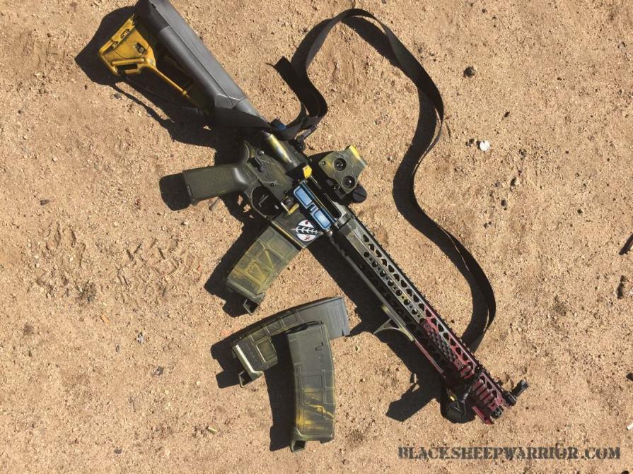 Bubba Fett Rifle
