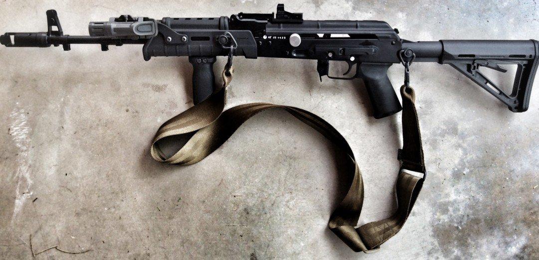Attero Arms AK Optics Mounts