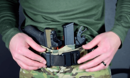 Last Line of Defense Snake Eater Tactical EDC Belt Review