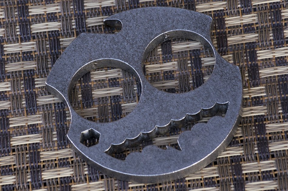 American Steel Worx Ruffian Multitool 5rd