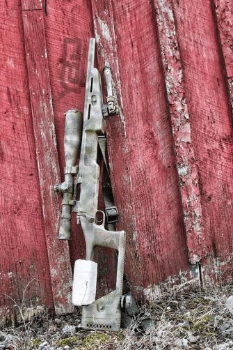 Choat Ultimate Sniper stock