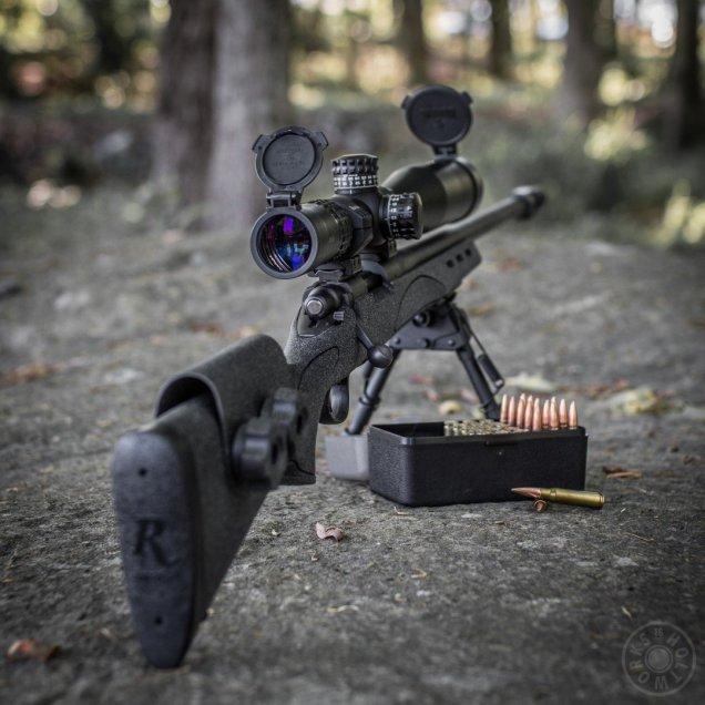 Holtworks Remington 700 varmint