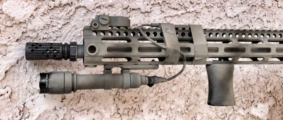 Kompressor with SureFire