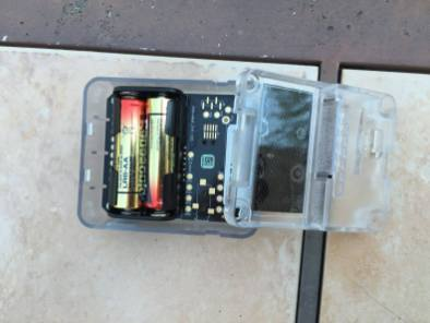 2 AA Batteries