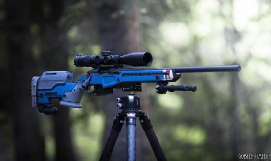 Surgeon Rifles Short Action 6.5 Creedmoor