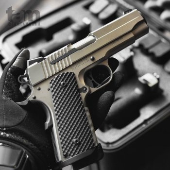 Handgun Photography