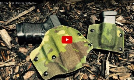 Harley Wood Reviews the MTG Tactical OWB Holster