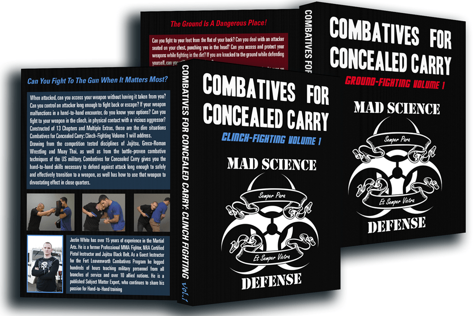 Combatives for Concealed Carry DVD Review