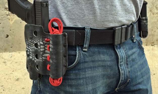 Carbon Tactics BadgerStrap & Red Clover Concepts