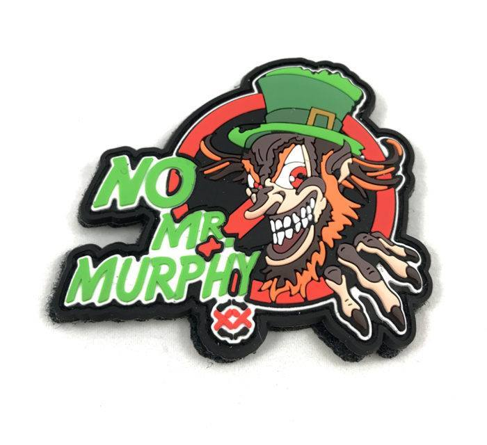 """Murphy's Law Oath """"If It Wasn't For Bad Luck We'd Have No Luck At All!!!!"""""""