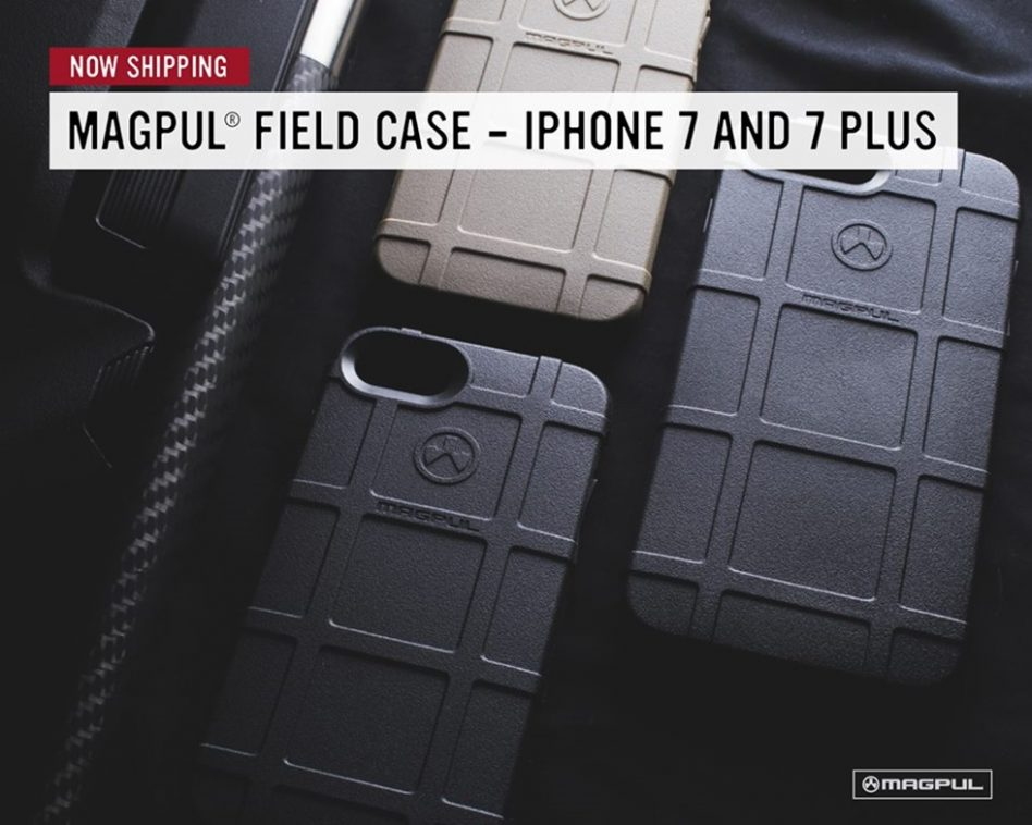 iPhone 7 and iPhone 7 plus Field Case by Magpul