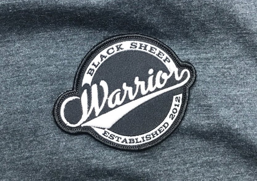 Black Sheep Warrior Vintage Patch