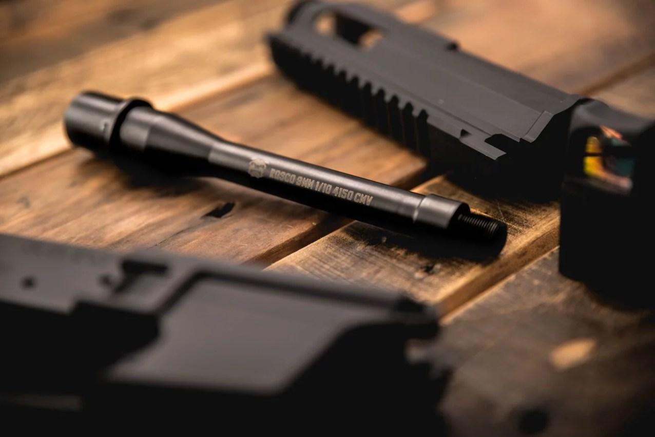 9mm ar barrels