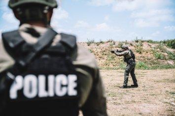 ROSCO Bloodline Barrels Police