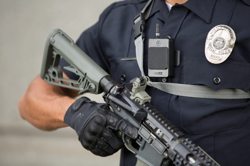 VIEVU Body Cameras for Police