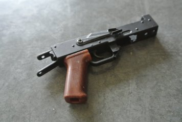 Goat Gun Ak-47 lower reciever