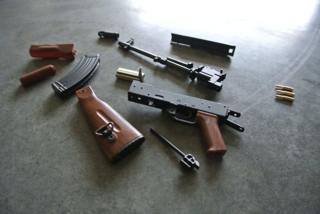 Goat Gun Ak-47 parts options
