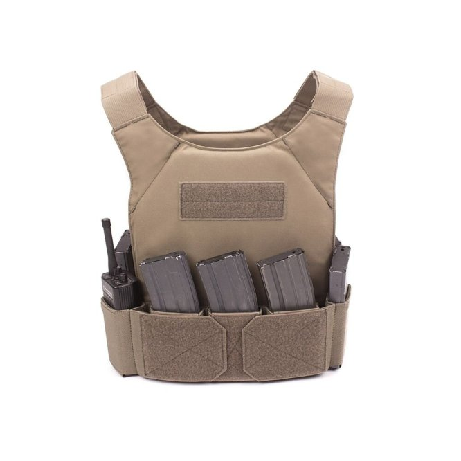 MK1 Covert Plate Carrier Coyote
