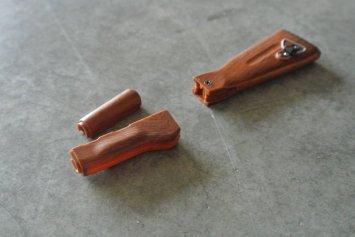 wood parts Goat Gun Ak-47