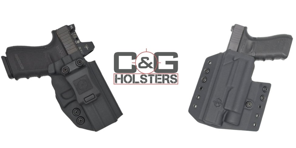 C&G Quick SHip Holsters