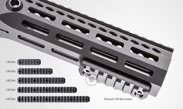 Maxim Defense M-RAX Picatinny M-Slot Rail Sections Announced!